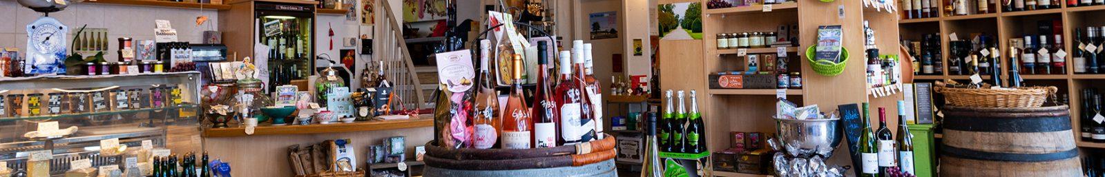 Wein Et Cetera Laden Ansicht
