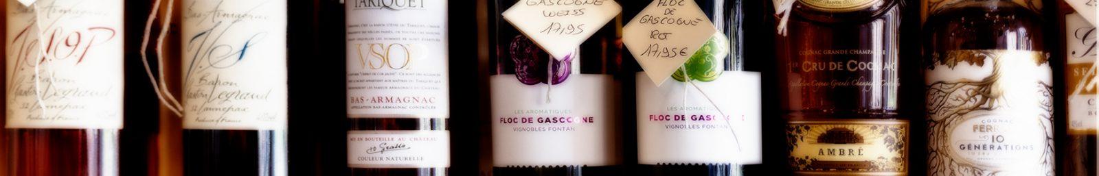 Armagnac, Cognac, Floc